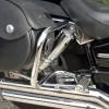 Honda VTX1800 CUSTOM (01-09) Rear Guards / Saddlebag Guards