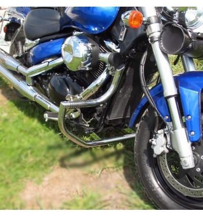 Suzuki VZ800 MARAUDER (2005-2015) - Stainlees Steel Crash Bar / Engine bar