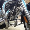 Yamaha XV 1900 Midnight Star Chrome Front Grill Cover