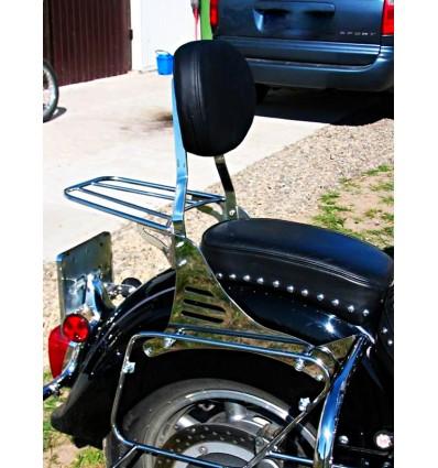 Yamaha XV1600/1700 Wild Star Road Star Sissy bar / Passenger backrest with luggage rack