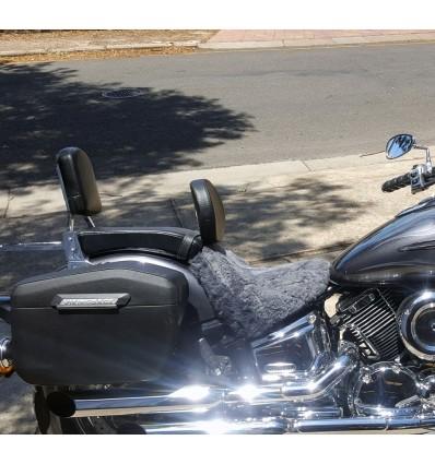Yamaha XVS1100 Dragstar Custom - Rider backrest