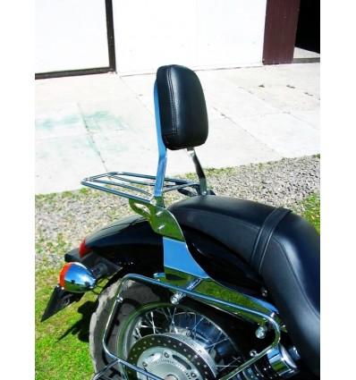 Honda VT750 C4 / C5 / Aero RC50 Shadow (2004-) Sissy bar / Passenger Backrest with luggage rack