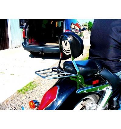 Honda VTX1300 RETRO - Passenger backrest with rack / Sissy bar