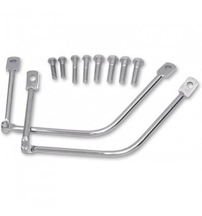 S4 Saddlemen Universal Saddlebag Support Bracket System