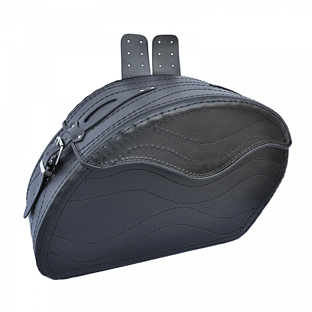 motorrad leder satteltaschen yamaha xvs 1100 dragstar. Black Bedroom Furniture Sets. Home Design Ideas
