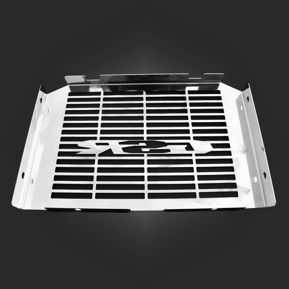 Suzuki gsr 600 2006 2010 acier inoxydable radiateur housse protection grille ebay - Grille de radiateur gsr 600 ...