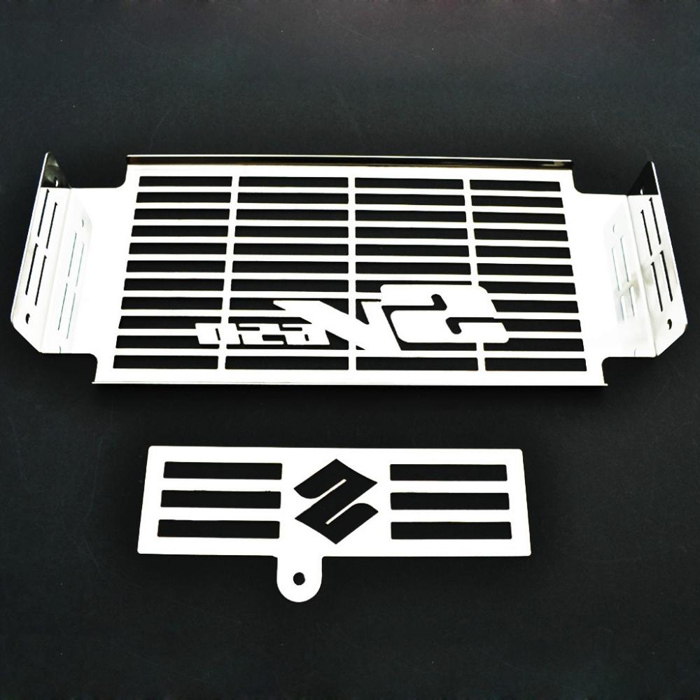suzuki sv650 sv650s 05 10 edelstahl radiator verkleidung lk hler gitter ebay. Black Bedroom Furniture Sets. Home Design Ideas